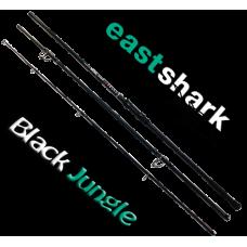 Удилище штекерное EastShark Black Jungle 4,5 lb 3,6 м 3-x частн