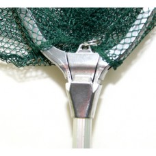 Подсак треугольный зелёный капрон 600