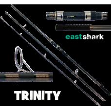 Удилище штекерное EastSharkTRINITY 3,6 м 4,0 lb 3-x част.