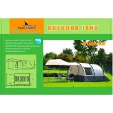 Палатка ES 285 - 6 person tent