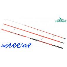 Морское удилище EastShark Warrior Surf 100/250gr 4.5m оранжевый