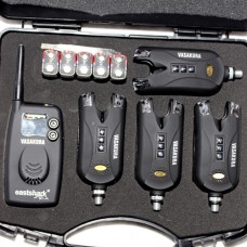 Набор сигнализаторов с пейджером TLI-17 (4+1)