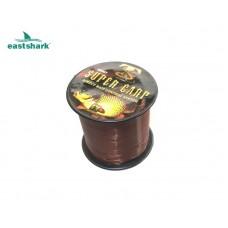 Леска Super carp 300м 0,50 коричневая