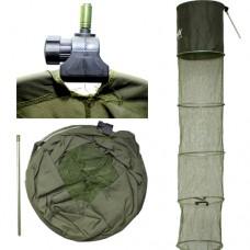 Садок круглый прорезиненный QCA 50306 в чехле