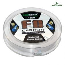 Леска FC 110m 0.16 carbon прозрачная (4,2 кг)