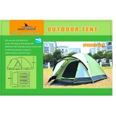 Палатка ES 257 - 3 person tent
