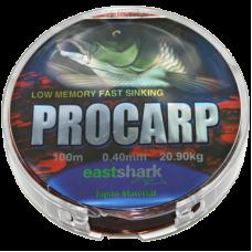 Леска Pro Carp 0.35 100 м светло-коричн.