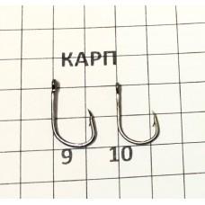 Крючки Katana Карп №10 (10 шт./уп.)