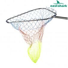 Подсак треугол. цветная леска D500 ручка 1,9