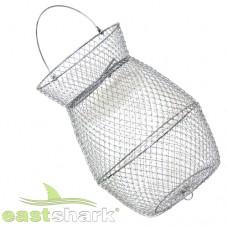 Садок оцинкованный 10 литров