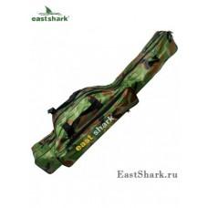 Чехол East Shark 3 секции камуфляж 1,3 м