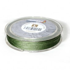 Плетёнка INDIANA 3 BRAID 0.50мм 135м.зелёная