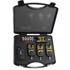 Набор сигнализаторов с пейджером TLI-22 камуфлированный (4+1)