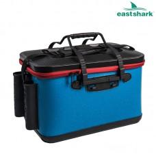 Ящик рыболовный с держателями удилищ размер XL (цвет в ассортименте)
